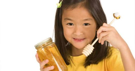 Why is Honey Good for Your Kids?