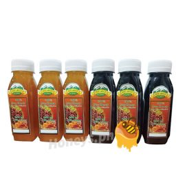 Mt. Apo Honey 250ML (6 Bottles, FREE Shipping)