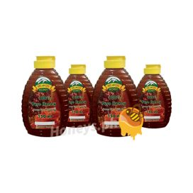 Mt. Apo Honey 350mL (4 Fliptop Bottles, FREE Shipping)