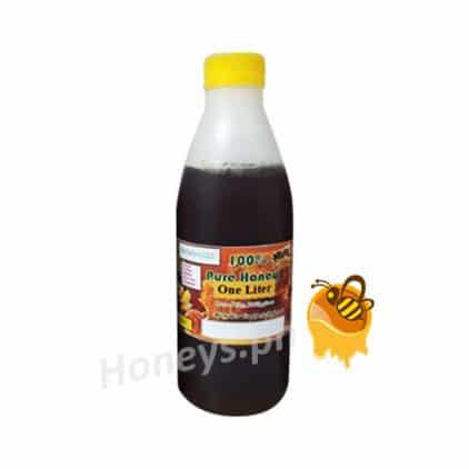 Mt Apo Honey 1-Liter Rounded Dark