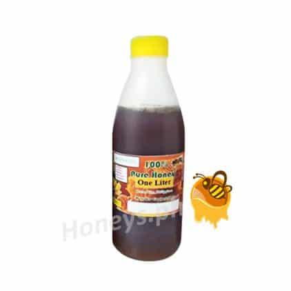 Mt Apo Honey 1-Liter Rounded Light