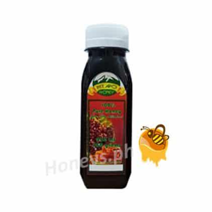 Mt Apo Honey 250ml Bottle Square Dark