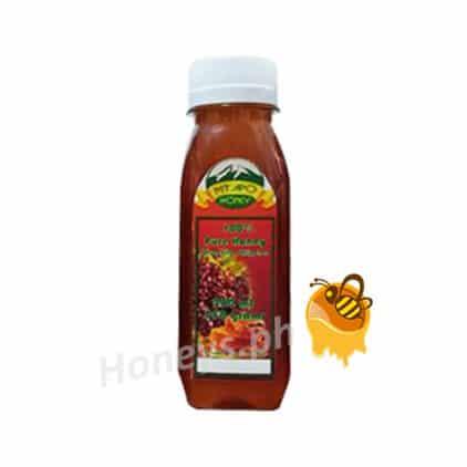 Mt Apo Honey 250ml Bottle Square Light