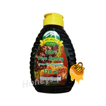 Mt Apo Honey 350ml Fliptop Dark