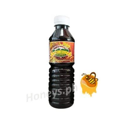 Mt Apo Honey 350ml Rounded Dark