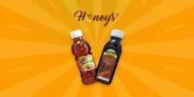Mt. Apo Honey - Pure, Raw, and Wild Honey